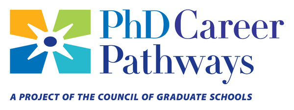 Council of Graduate Schools Phd Career Pathways logo