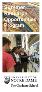 Summer Research Opportunity 2017 Program Brochure Cover 720k jpg