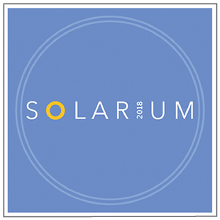 Solarium Catalogue 2018 Cover