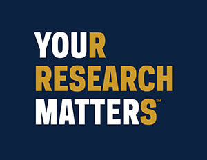Your Research Matters. You Matter.