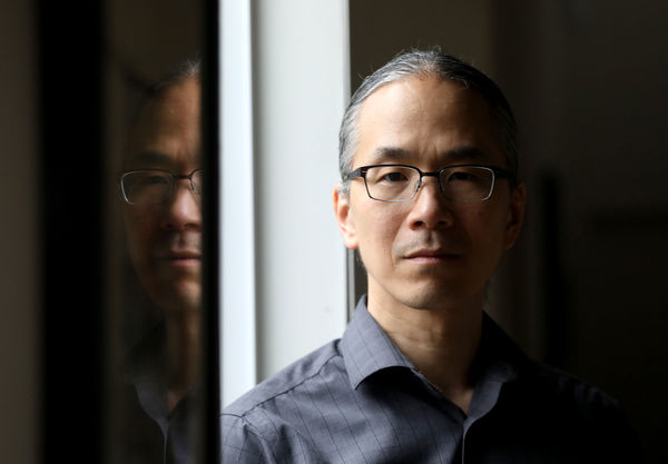 Ted Chiang (Photo: Alan Berner)