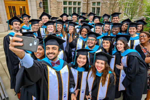 Master of Global Affairs Grads