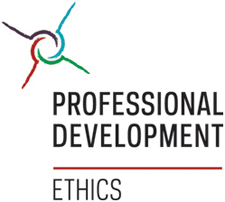 Professional Development Logo - EthicsRevised 01/13